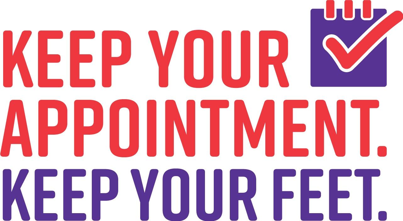 APMA Diabetes Campaign Logo