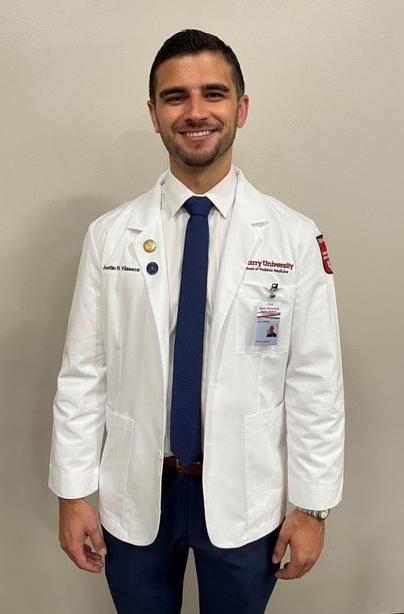 Dr. Justin Vilaseca, FPMS Scholarship Recipient