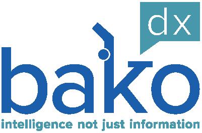 Bako DX Logo