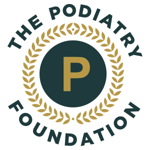 The Podiatry Foundation Logo